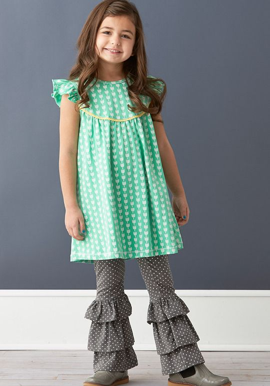 fc0bfefa0b Tulip Festival Dress- I just love this. I think Penelope would look so cute  in this for the first day of school