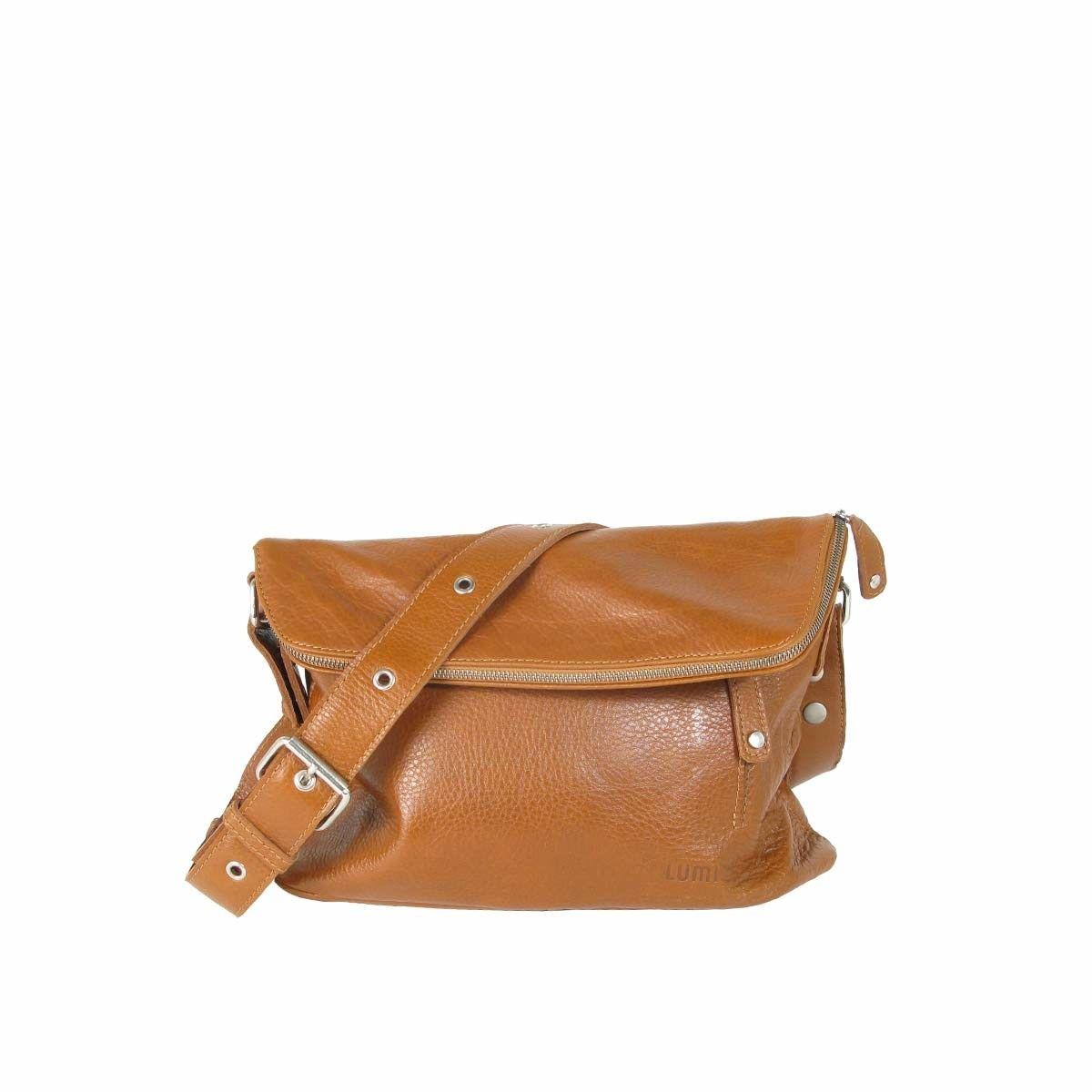Tomi Small Messenger Bag Honey Color  0c46d5df89