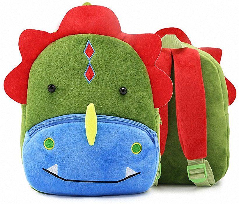 7ae54bc1296f Cute Toddler Kids Mini Backpack Plush Animal Cartoon Children School Bag  for Baby Girl Boy Age