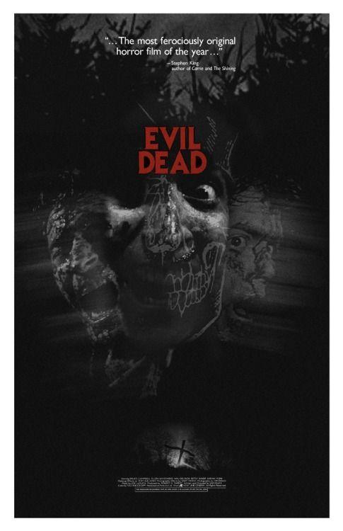 Evil Dead by Adam Juresko