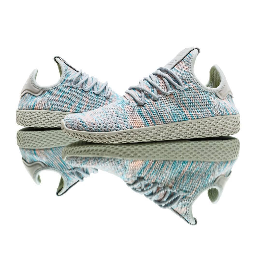 de576bc7586a adidas Tennis HU Light Blue  sneakers  sneakernews  StreetStyle  Kicks   adidas
