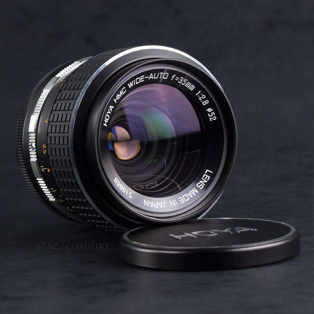 Minolta Md 24 35mm F3 5 Wide Angle Zoom Lens Film Digital Manual Focus Japan Exc Vintage Lenses Zoom Lens Cameras For Sale