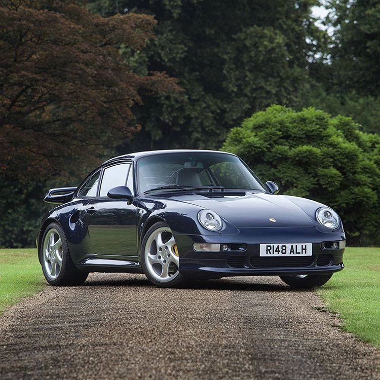 Porsche 993 Turbo: Porsche 993, Porsche 911 Turbo, Porsche