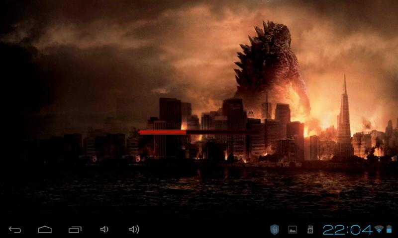 [Review] Godzilla Strike Zone Godzilla wallpaper