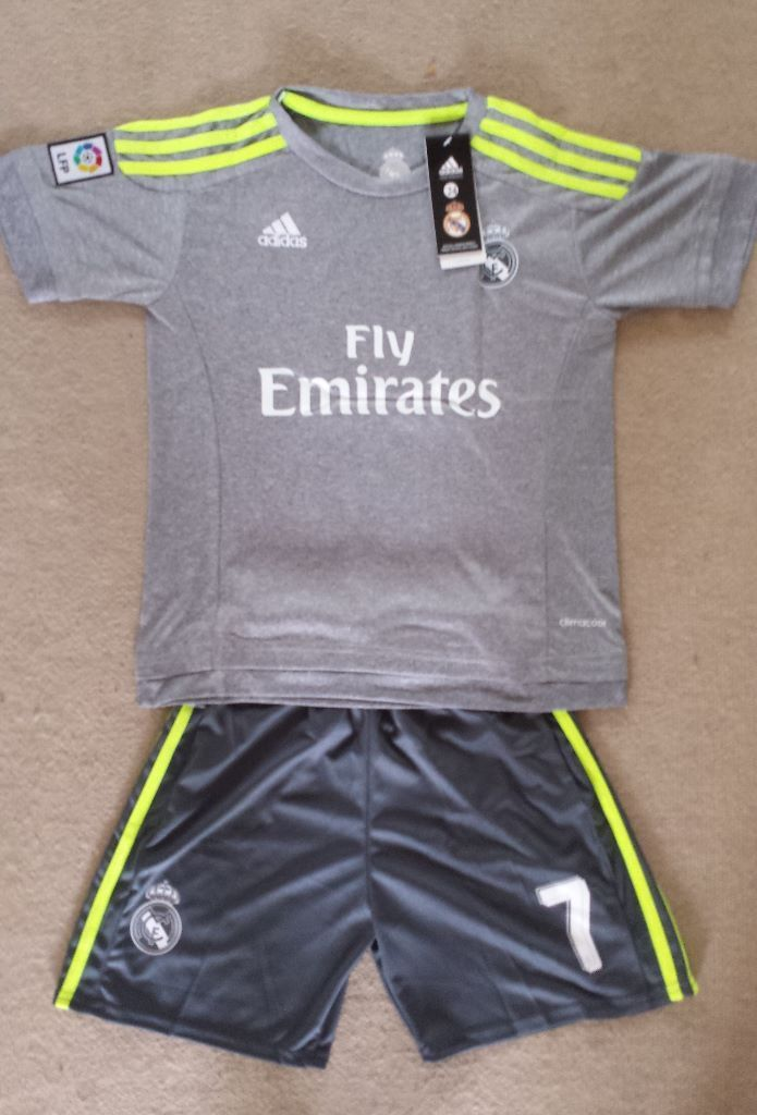 image result for bale real madrid jersey for 10 year olds