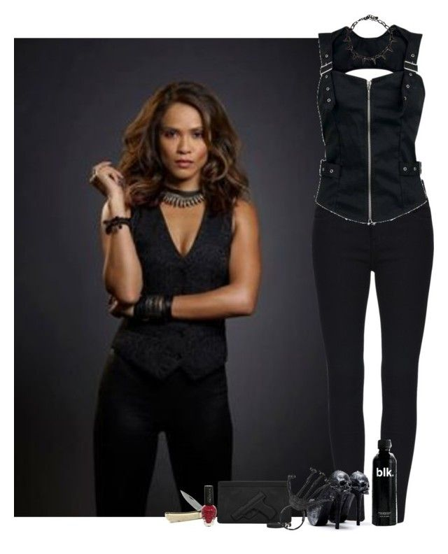 Mazikeen Maze Hot Topic And Polyvore