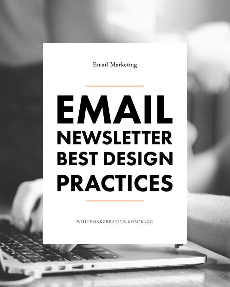 How to style your email newsletters best design practices for how to style your email newsletters best design practices for your sign up forms and email templates pronofoot35fo Gallery