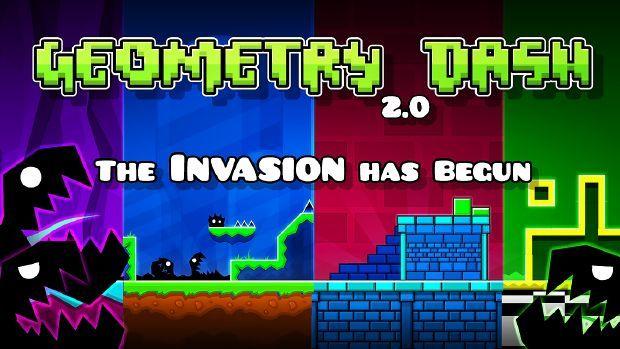 geometry dash 2.0 apk gratis hack
