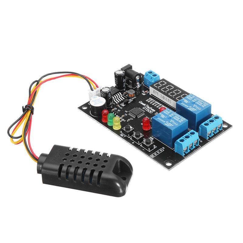 US$19 20 ~ 22 70] Digital Temperature Humidity Controller