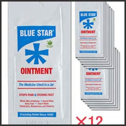 Blue Star Ointment For Eczema Eczema Free Forever 180317 Pinterest