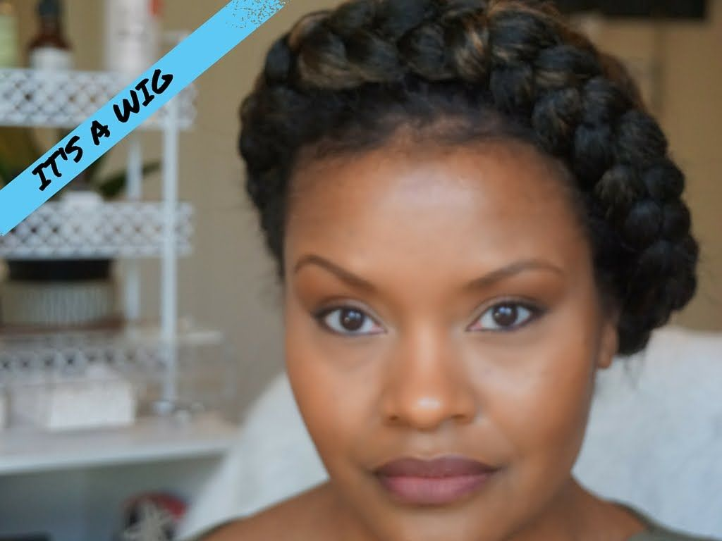 3 Goddess Braids Hairstyles: HOW TO: FAUX HALO GODDESS BRAID