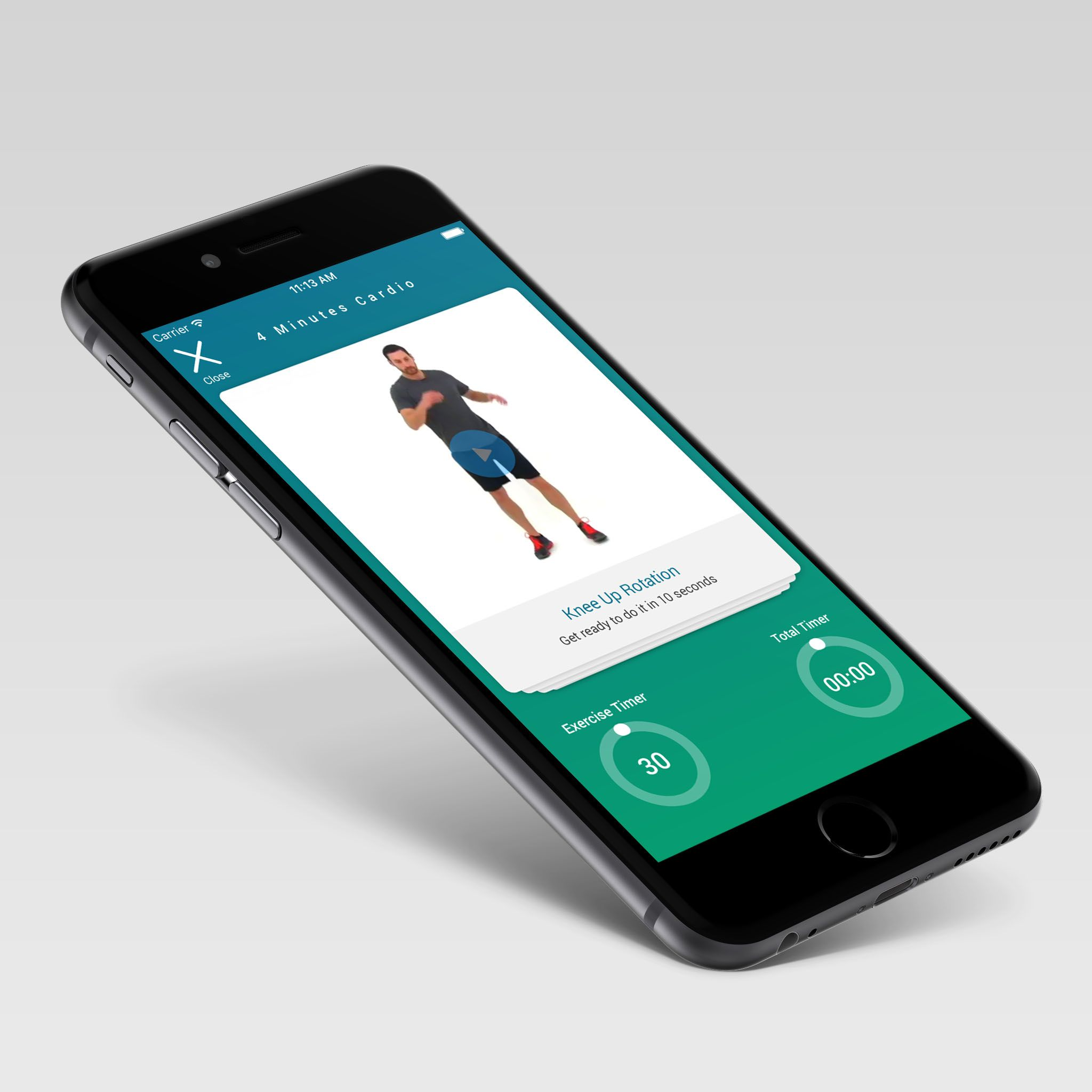 The world's leading fitness app template to make a