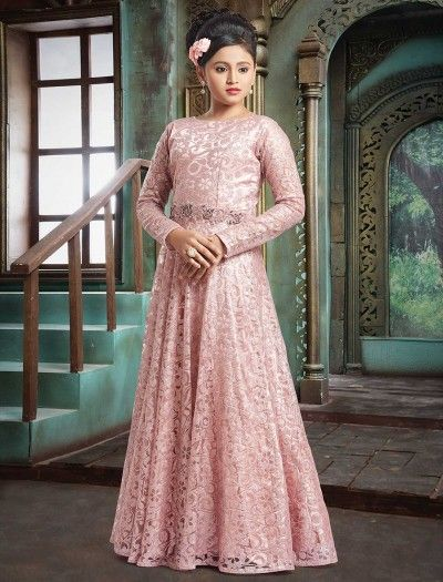 f7300c5649e9 Latest Gown For Girls For Wedding