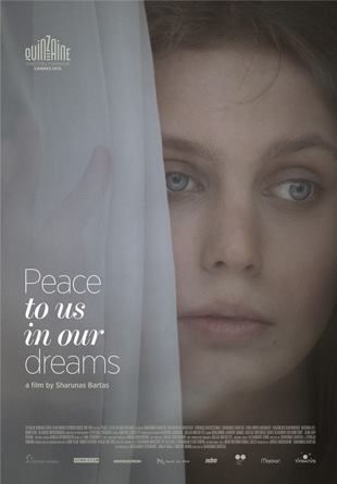 Peace to Us in Our Dreams by Sharunas Bartas. Poster. Quinzaine.