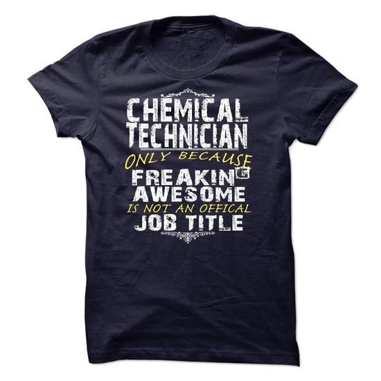 Chemical Technicians T Shirts, Hoodies. Get it here ==► https://www.sunfrog.com/No-Category/Chemical-Technicians.html?57074 $22.99