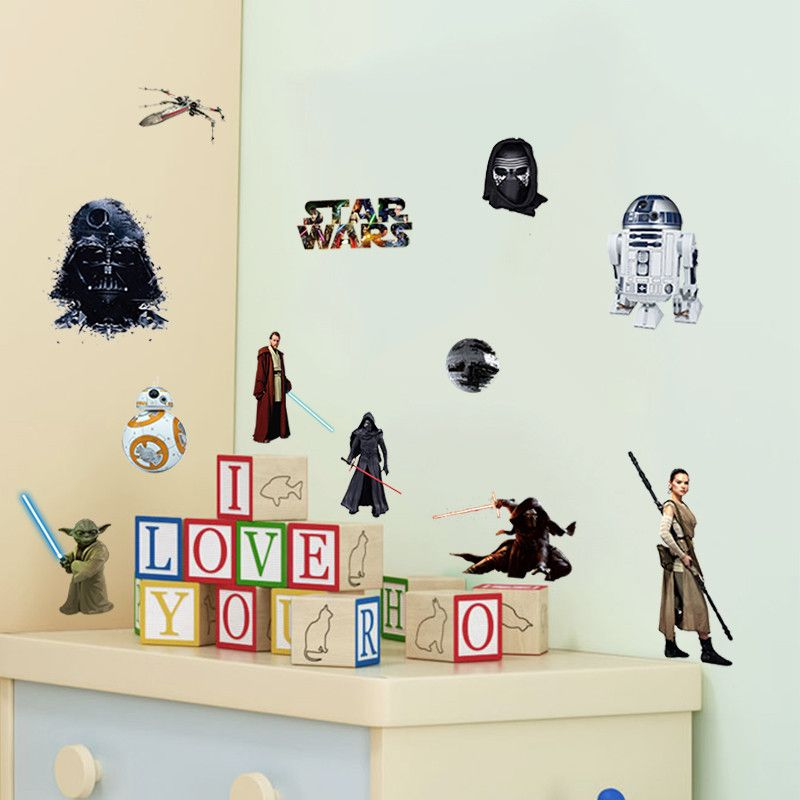 Mini Size Star Wars Stickers Price 795 Free Shipping