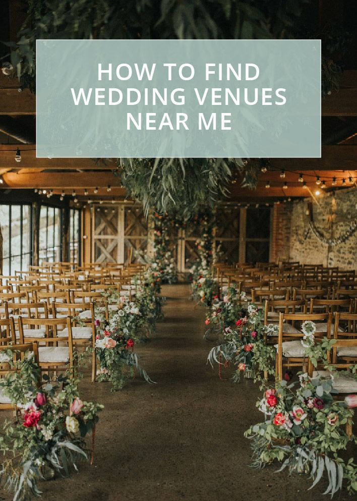Wedding Venues Near Me Find a perfect local ceremony and
