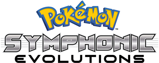 Pokemon Symphonic Evolutions Logo Pokemon Symphony Pokemon Logo Logos Allianz Logo
