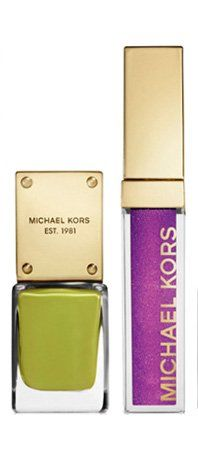 Michael Kors Duo Nail Polish Limelight and Lip Gloss Prima Donna SOLD BY FRAN24112  http://www.amazon.com/dp/B00L5Y9BAU/ref=cm_sw_r_pi_dp_XSRcub1CPC792