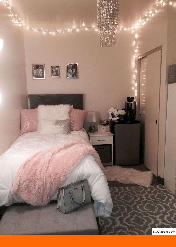 Romantic Master Bedroom Decor Ideas And I Bedroom Condo Design Smallbedrooms Masterbedroomdesign Room Decor Bedroom Design Dorm Room Decor