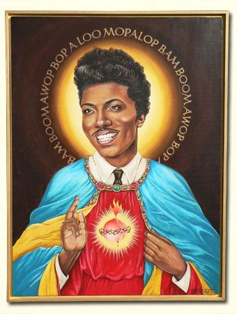 Little Richard Gives His Blessing In Latin Awopbopaloobop