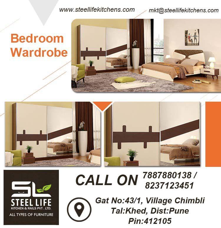 For Best Bedroom Modular Furniture. Visit Steel Life