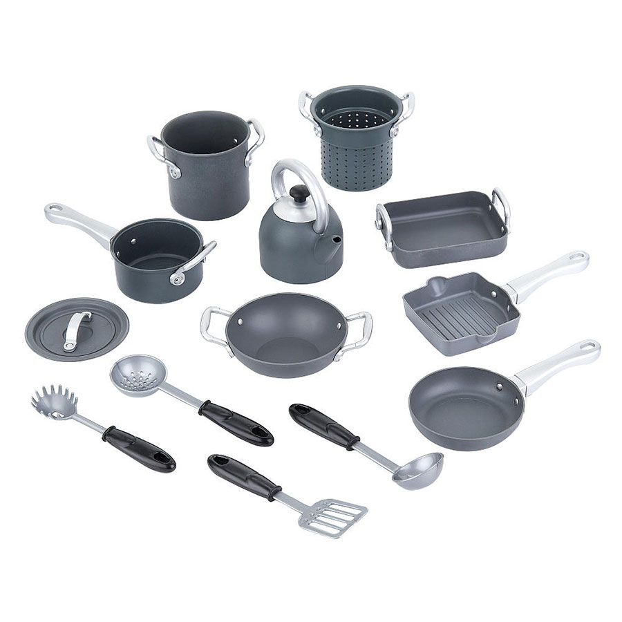 7c65b2bb0194 Just Like Home Non-Stick Cookware