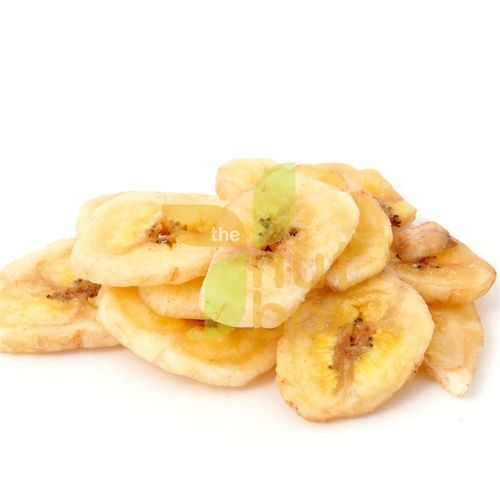 Organic Banana Chips, Sweetened (1lb)