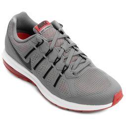 9629fede3a4 Tênis Nike Air Max Dynasty MSL - Cinza+Vermelho