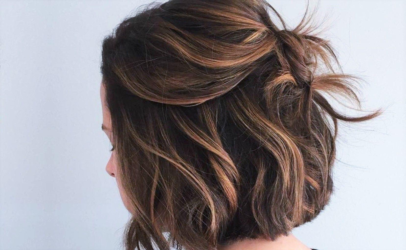 Kurze haare dunkelblond