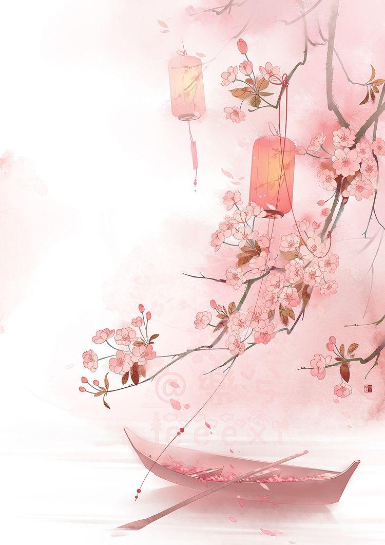 asian style art pinterest asiatische kunst aquarell und. Black Bedroom Furniture Sets. Home Design Ideas