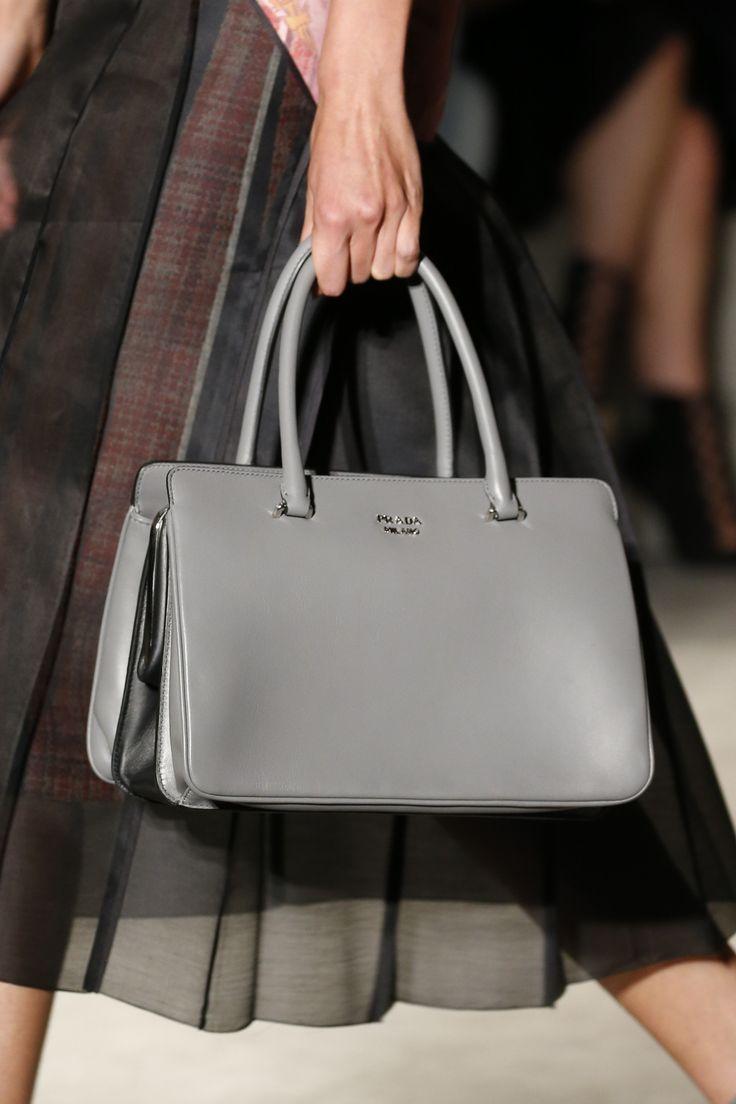 Prada Spring 2016 Ready-to-Wear Fashion Show Details Diese und weitere  Taschen auf www.designertaschen-shops.de entdecken 91f4be25844
