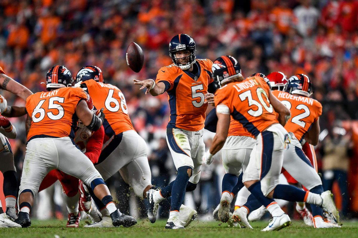 Denver Broncos game live