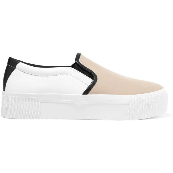 deals clearance cheap real COLOR BLOCK SLIP-ON SNEAKER 228 MQhLgRK