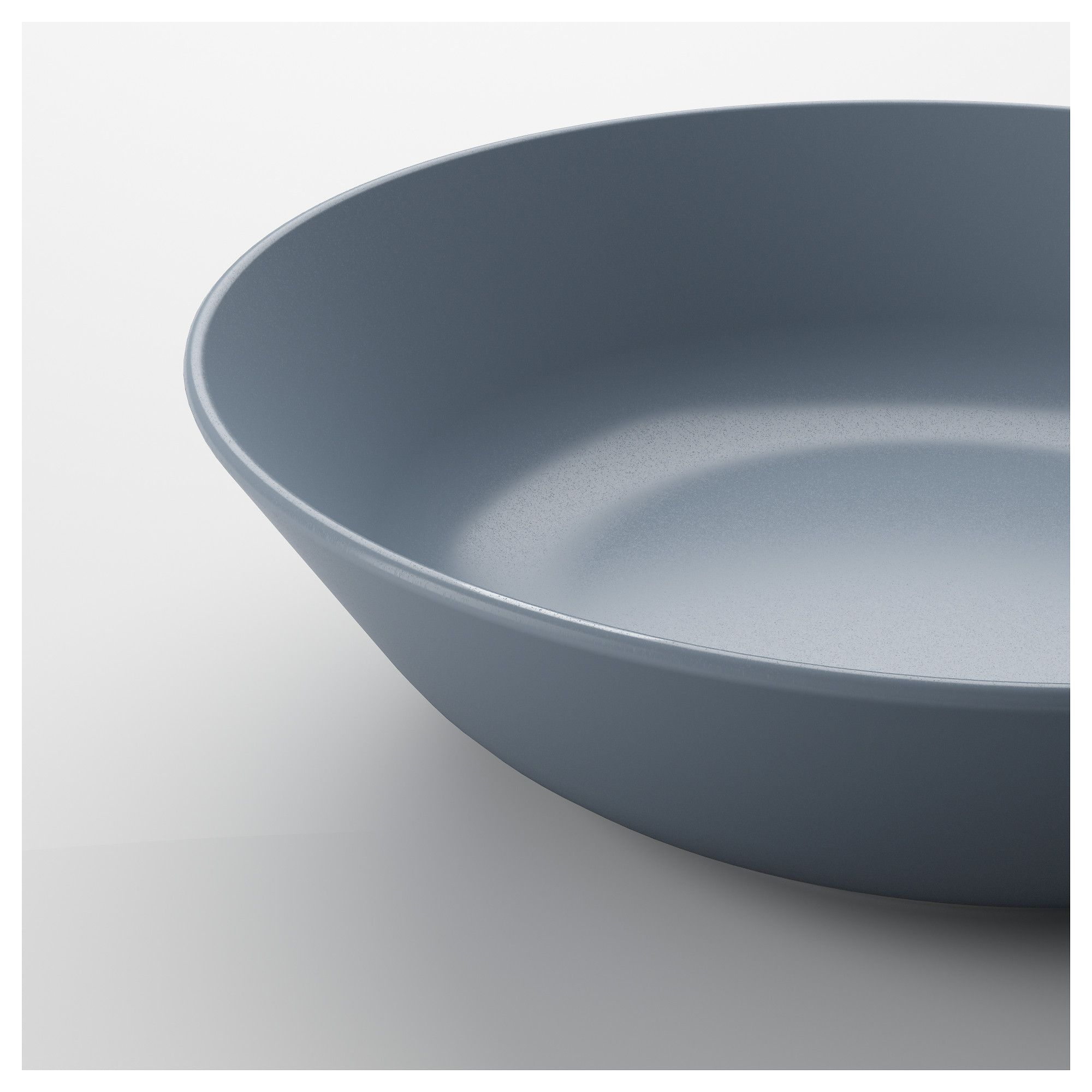 DINERA Deep plate Grey-blue 22 cm | Pinterest | Dinner sets ...