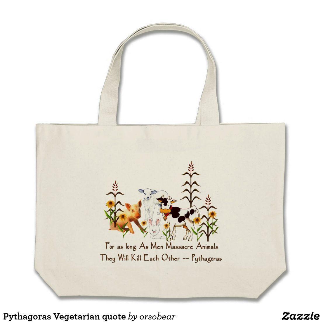 #pythagoras #vegetarian #zazzlecom #quote #large #tote #bagPythagoras Vegetarian quote Large Tote Bag |  Pythagoras Vegetarian quote #vegetarianquotes #pythagoras #vegetarian #zazzlecom #quote #large #tote #bagPythagoras Vegetarian quote Large Tote Bag |  Pythagoras Vegetarian quote #vegetarianquotes
