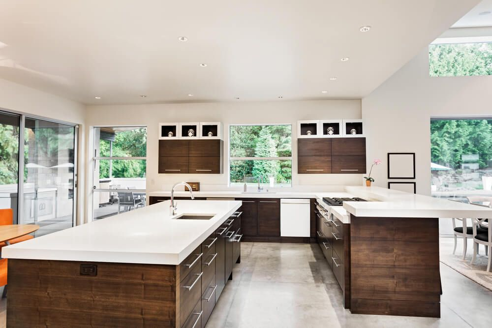 64 Amazing Kitchens With Island  Kitchens Kitchen Design And Entrancing Kitchen Design Innovations Design Ideas