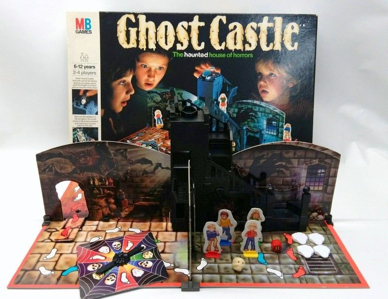 Image result for ghost castle board game