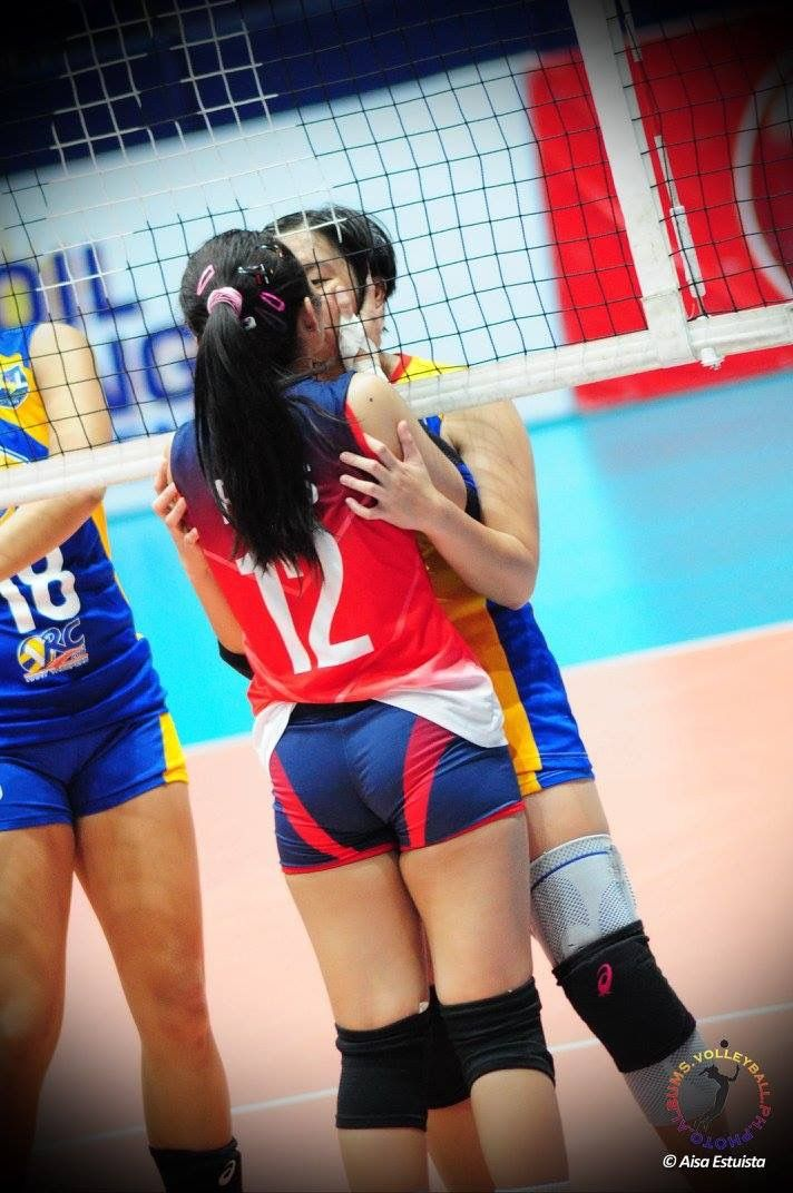 Pin on Philippine Volleyball Players