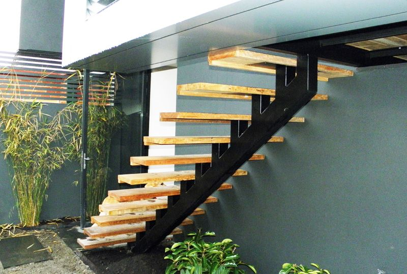 Eric Jones - Leading staircase manufacturer, offering stylish outdoor  staircase, Call us for affordable external staircase