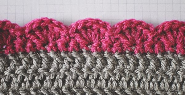 Finishing 5 Crochet Edges You Should Know All Free Crochet And