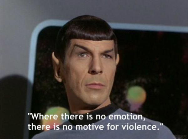 10 brilliant Mr. Spock quotes (11 photos) Spock, Photos