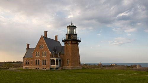 Block Island Southeast Light Prepossessing Block Island Southeast Lighthouse  Lights  Pinterest  Block Review