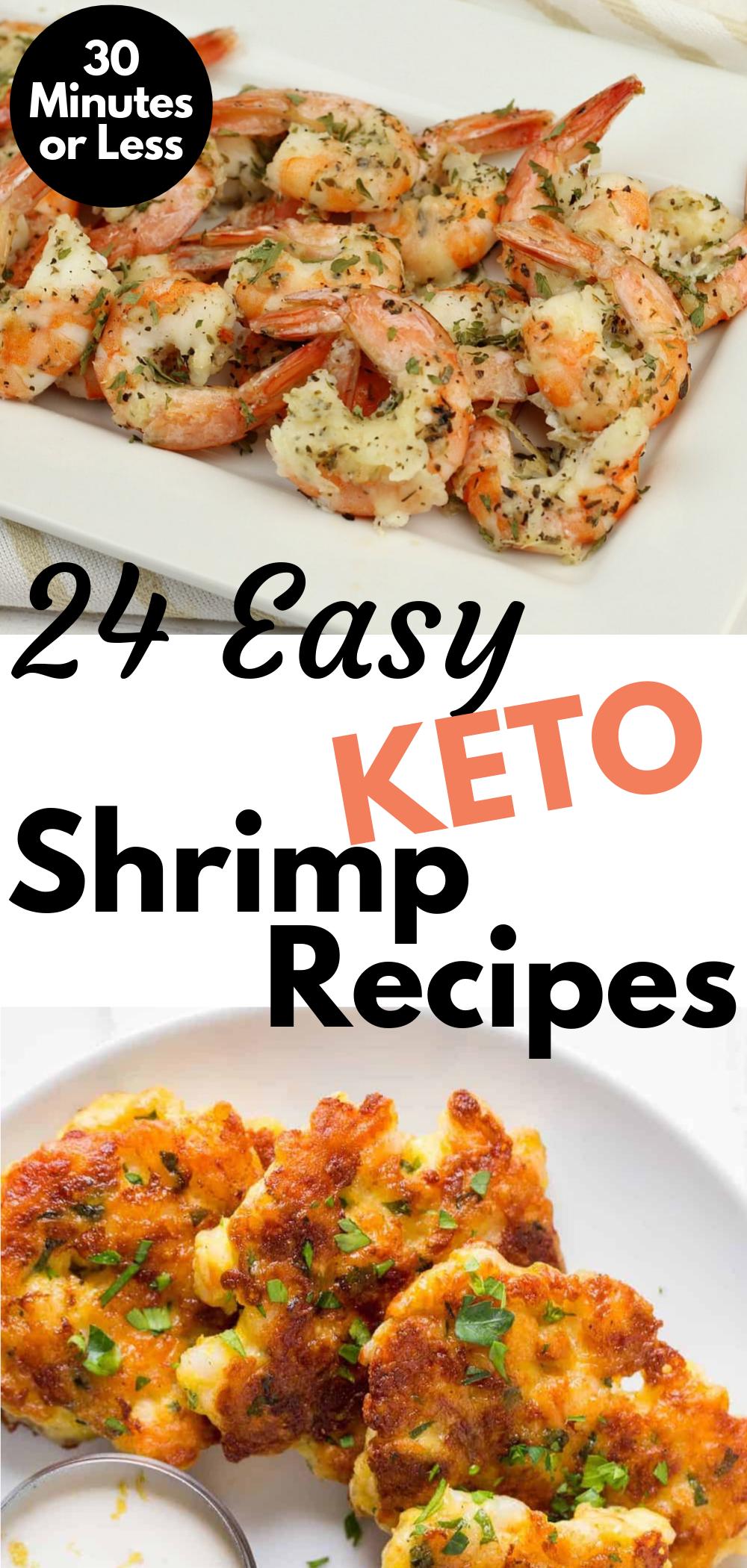 Photo of 24 einfache Keto-Garnelen-Rezepte, die Sie in 30 Minuten oder weniger zubereiten können