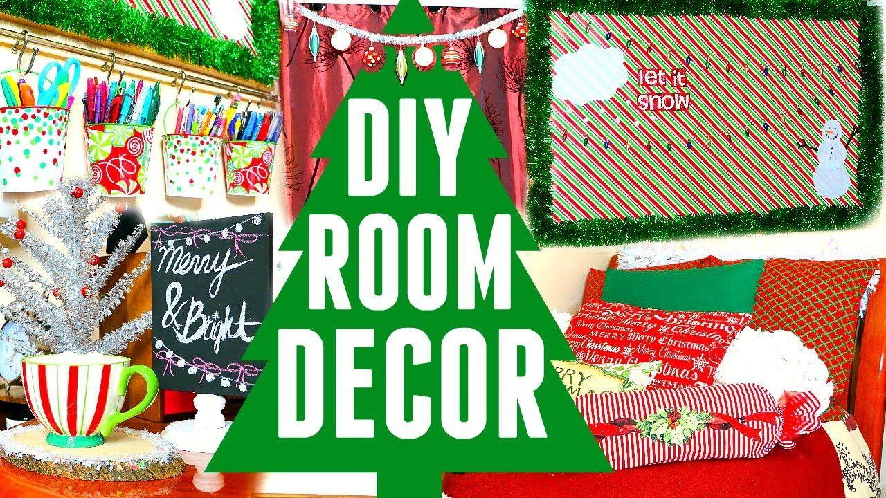 Diy Holiday Room Decor Easy Affordable Diy For Christmas