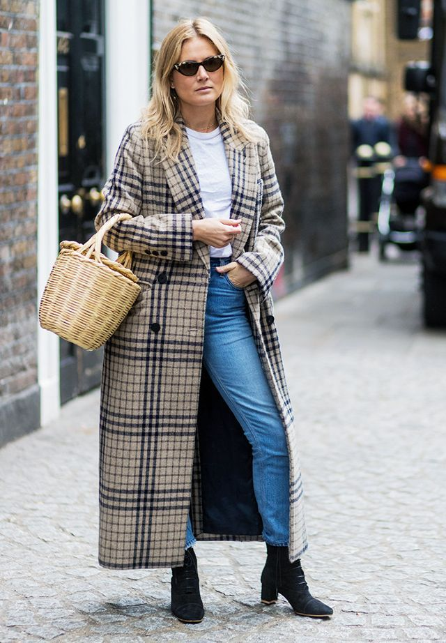 How To Wear A Maxi Coat If You're Petite Short Girl Long