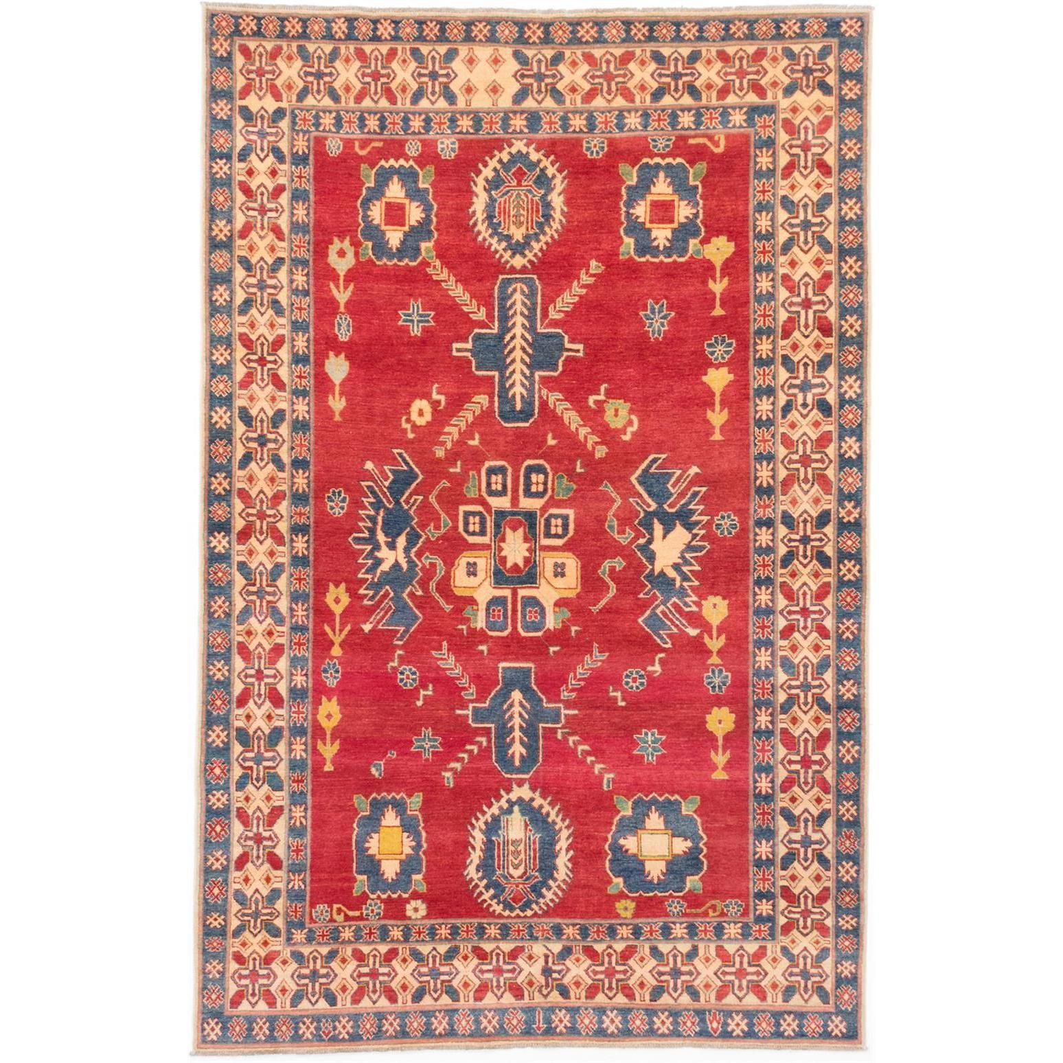 Ecarpetgallery Hand Knotted Finest Gazni Wool Rug