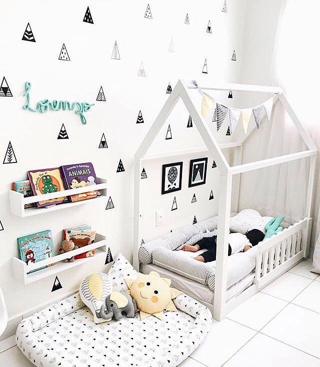 Pin di alessia lu su kids room style bedroom kids for Design delle camere dei bambini