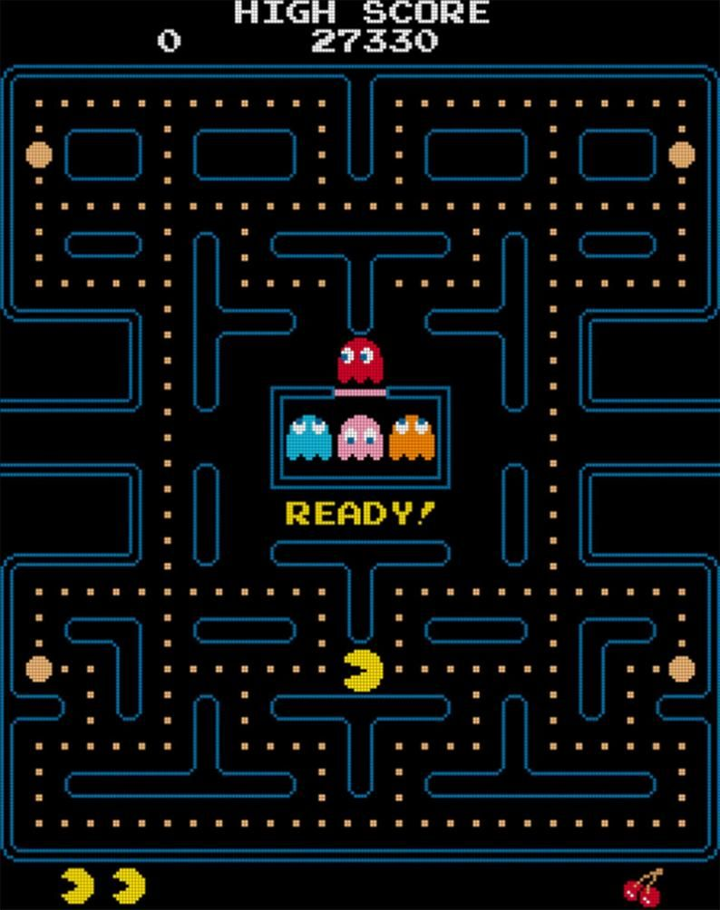 Pin On Pac Man Party