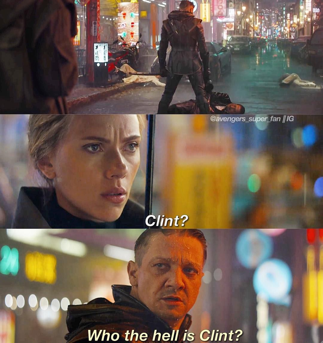 "Marvel • Avengers: End Game on Instagram: ""[fake dialogue"